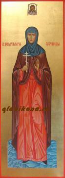Мерная икона Марии Гатчинской, артикул 138