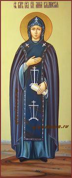 Мерная икона Анны Кашинской, артикул 136