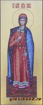Мерная икона князя Глеба, артикул 102