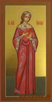 Мерная икона Надежды Римской, артикул 106