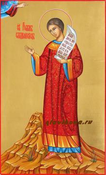 Мерная икона Романа Сладкопевца, артикул 112