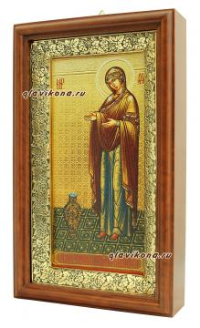 """Образ Божией Матери """"Геронтисса"""", артикул 60617, вид сбоку"""