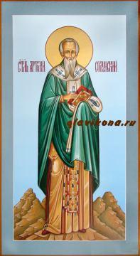 Мерная икона Артемия Солунского