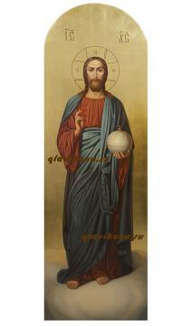 Икона писанная Господа в рост, артикул 624