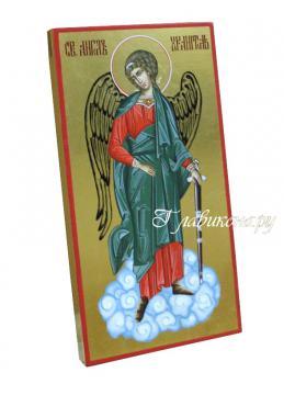 Ростовая икона святого Ангела Хранителя, артикул 713 - вид сбоку