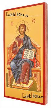 Господь Вседержитель (на троне) икона, артикул 90274