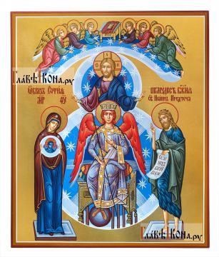 София - Премудрость Божия, писанная темперой икона, артикул 409